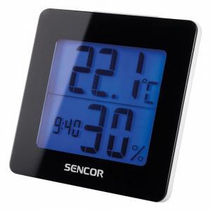Termometr z budzikiem SWS 1500B