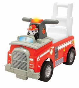 Jeździk Straż pożarna Psi Patrol