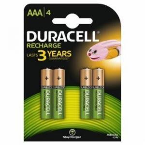 Akumulator AAA/HR3 750mAh 4szt blister
