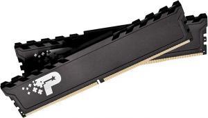 Pamięć DDR4 Signature Premium 16GB/2666(2*8GB) Black CL19