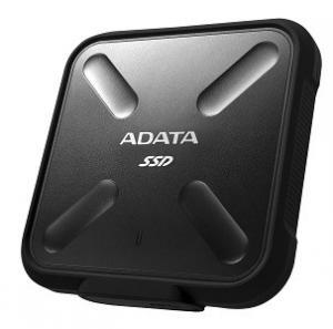SSD External SD700 256G USB3.1 Durable Czarny