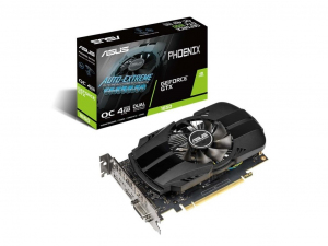 Karta graficzna GeForce GTX 1650 PH OC 4G 128bit GDDR5 HDMI/DP/DVI-D