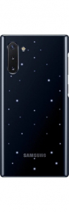 Etui LED Cover Note 10 czarny