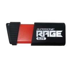 Pendrive SUPERSONIC 512GB RAGE ELITE USB3.1
