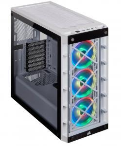 Obudowa iCue 465X RGB White