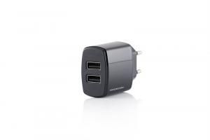 ZASILACZ DO TABLETÓW/TELEFONÓW ROYAL MC-W5VU2-34 DUAL USB [5V, 3,4A]