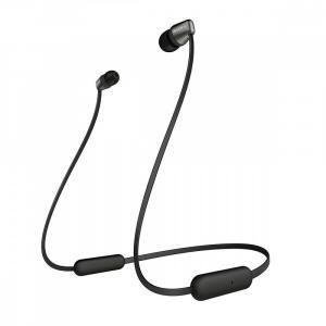 Słuchawki bezprzewodowe douszne WI-C310 czarne
