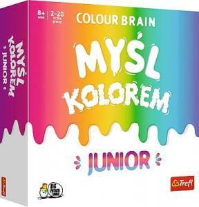 Gra Colour Brain Myśl kolorem Junior