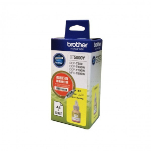 Tusz BT5000Y Yellow 5k do DCP-T300, DCP-T500W