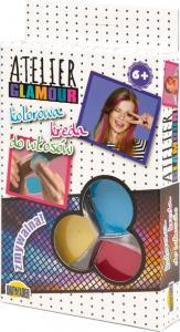 Atelier Glamour Kolorowa kreda do włosów
