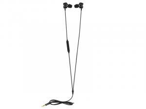 Słuchawki Gold Dual Driver Czarne