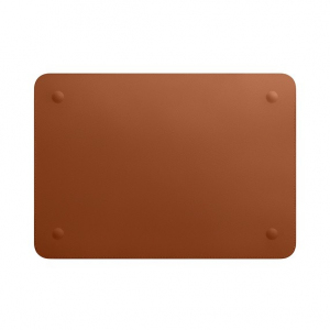 Futerał Leather Sleeve for 15-inch MacBook Pro - Saddle Brown