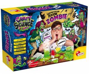Zestaw edukacyjny Crazy Science - Laboratorium Doktora Zombie