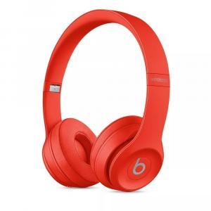 Słuchawki bezprzewodowe Beats Solo3 Wireless Czerwone