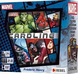 Gra Cardline: Marvel