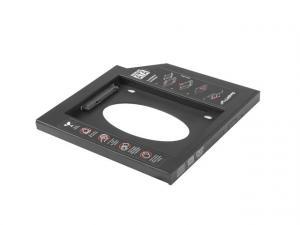Adapter HDD ramka 5,25 x 2,5 cala, 9.5mm smukła