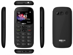 Telefon MM 471BB szary