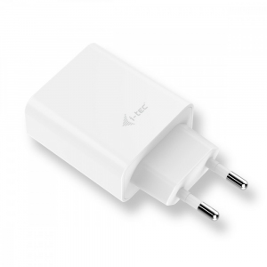 USB Power Charger 2 port 2.4A biały 2x USB Port DC 5V/max 2.4A