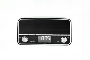 Radio z USB białe CR1151W
