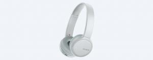 Słuchawki bezprzewodowe WH-CH510 Białe
