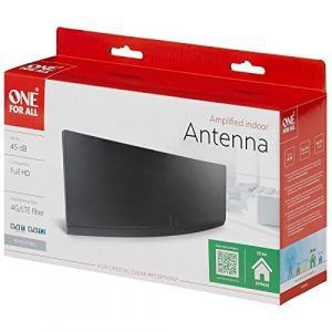 Antena wewnętrzna OFA wzmocnienie 45db z automatyczn regulacj mocy