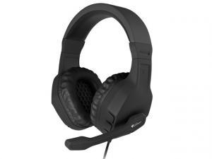 Słuchawki dla graczy Genesis Argon 200 czarne