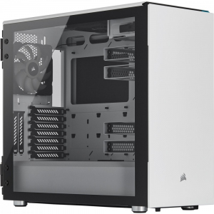 Obudowa Carbide 678C L. noise Szkło hartowane Biały ATX