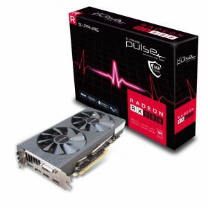 Karta graficzna Radeon RX 580 PULSE 8GB GDDR5 256BIT HDMI/DVI/DP
