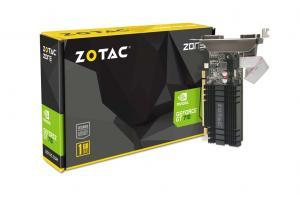 GT 710 Zone 1GB DDR3 64BIT DVI/HDMI/VGA