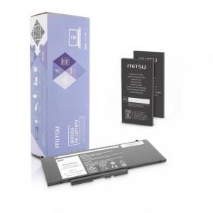 Bateria do Dell Latitude E5470, E5570 6000 mAh (46 Wh) 7.4 - 7.6 Volt