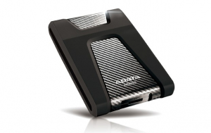 DashDrive Durable HD650 2TB 2.5'' USB3.1 Czarny
