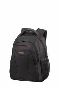 Plecak na laptopa AT WORK 13.3-14.1 czarno-pomarańczowy
