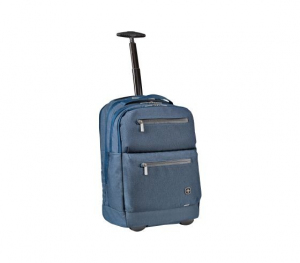 Plecak na kółkach CityPatrol 16 cali granatowy 602810