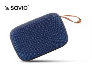 Głośnik bezprzewodowy Bluetooth SAVIO BS-011 niebieski