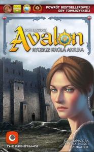Gra Avalon Rycerze Króla Artura