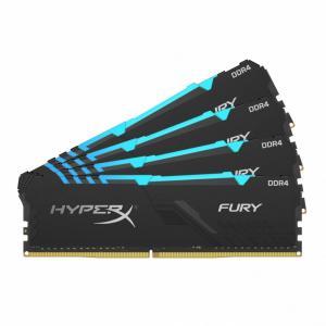 Pamięć DDR4 Fury RGB 64GB/3000 (4*16GB) CL15
