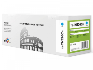 Toner do Brother TN326C CY 100% nowy TB-TN326CN