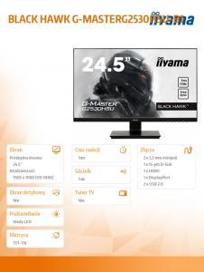 Monitor 24,5 G2530HSU-B1 TN,FHD 75Hz,1MS,HDMI,DP,USB.