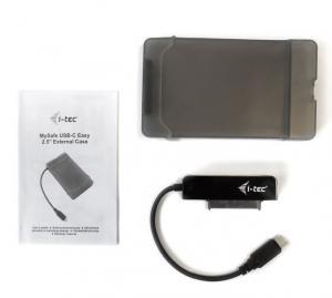 MySafe USB-C 3.1 Gen. 2 Easy zewnętrzna obudowa na dysk 2,5