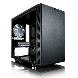 Define Nano S Black 3.5'HDD/2,5'SSD ITX