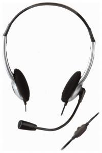 HS320 Headset słuchawki z mikrofonem