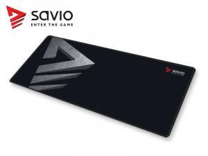 Podkładka pod mysz gaming SAVIO Precision Control XL 900x400x3mm, obszyta