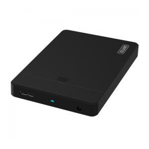 Obudowa HDD 2,5 SATA 6G USB3.0 UASP; Y-3257