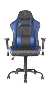 Fotel gamingowy GXT 707R Resto niebieski
