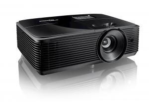 Projektor W334e DLP WXGA 3700AL , 22000:1 HDMI VGA
