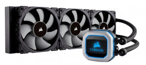 Hydro Series H150i Pro RGB 3x120mm RGB Ligiuid CPU Cooler