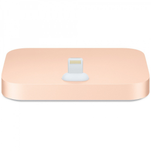 iPhone Lightning Dock - Gold