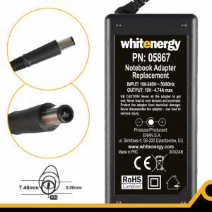 Zasilacz 19V | 4.74A 90W wtyk 7.4*5.0 mm + pin HP Compaq (05867)