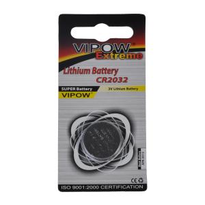 Bateria EXTREME CR2032 1szt/blist.
