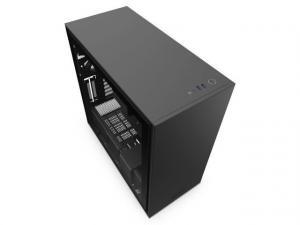 Obudowa H710 z oknem, czarna